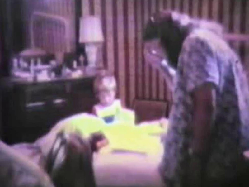 Video Archive Clip 1981 (July) - Yaden, Dan & Julie (age 27) - The Birth of Matthew on July 3, 1981 (10 lbs. 7 oz.) - Yakima Valley Memorial Hospital - Yakima, WA - Danny (age 3) - 8mm Series (5 min 12 sec)