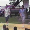 "Video Archive Clip 1988 (Aug) - Yaden Clogging - Julie (age 34) & Sher Francis dance the ""Bit By Bit"" routine - Tri-Cities Performance - Tri-Cities, WA - Clogging Memoirs Series (3 min 37 sec)"
