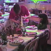 Video Archive Clip 1995 (Nov 23) - Yaden, Dan & Julie (both age 41) - Thanksgiving dinner at the Park Avenue West home - Mansfield, OH - Danny (age 17), Matthew (age 14), Jacob (age 11), Steven (age 7), Alex (age 5) - Mixed Relations Series (8 min 15 sec)