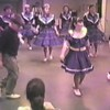 """Video Archive Clip 1995 (Mar) - Yaden Clogging - Julie (2nd row far right, age 40), Steven (next to Julie, age 6), and Jacob (front row far left, age 10) dancing the """"Doreen"""" routine with the Buckeye Country Cloggers - Bellville, OH - Clogging Memoirs Series (2 min 38 sec)"""