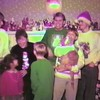 Video Archive Clip 1995 (Nov) - Yaden, Dan & Julie (both age 41) - Posing session for the 1995 Christmas letter photo - Park Avenue West Home - Mansfield, OH - Danny (age 17), Matthew (age 14), Jacob (age 11), Steven (age 7), Alex (age 5) - Original VHS Series (6 min 53 sec)
