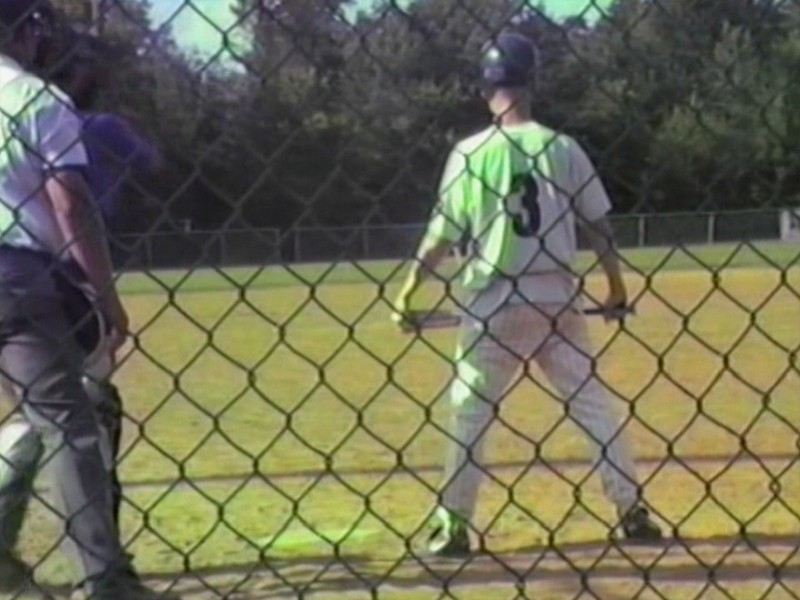 Video Archive Clip 1995 (Aug) - Yaden, Daniel C. Jr. - Age 17 - Danny plays summer baseball - Mansfield, OH - Mixed Relations Series (4 min 10 sec)