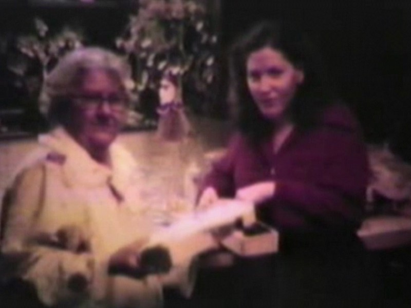 Video Archive Clip 1979 - Yaden, Dan & Julie - Yaden Time Warp:  1979 at a Glance - Dan & Julie (both age 25), Danny (age 20 mos) - At both the Schreiner and Yaden households over the Christmas holiday - Yakima & Selah, WA - 8mm Series (17 min 1 sec)