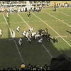 PART 4 of 6 - Video Archive Clip 2005 (Nov 19) - Yaden, Steven R. - Age 17 - Class 4A Quarterfinal State Playoffs - Thompson Valley Eagles vs Pueblo South Colts at Thompson Valley - Ray Patterson Field - Loveland, CO (19 min 45 sec)