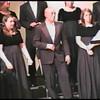 Video Archive Clip 2005 (Sep) - Yaden, Steven R. - Age 17 - Steve sings in the Thompson Valley choir concert - Mark Kubicek, Director - Thompson Valley High School Auditorium - Loveland, CO - Original VHS Series (10 min 6 sec)