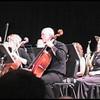 Video Archive Clip 2008 (Dec 7) - Yaden, Steven R. - Age 20 - Steven plays cello in the Doane College Christmas Concert (Junior year) - Part 2 of 2 - Stacy Hanson Sands, Director of Strings - Heckman Auditorium at Doane College - Crete, NE - Original VHS Series (12 min 33 sec)